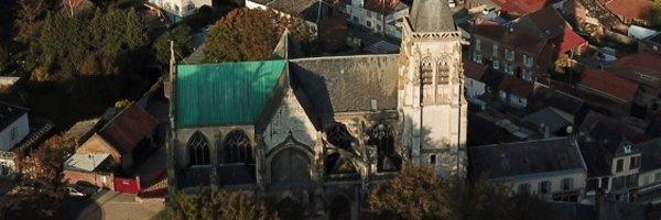 Travaux église de Conty